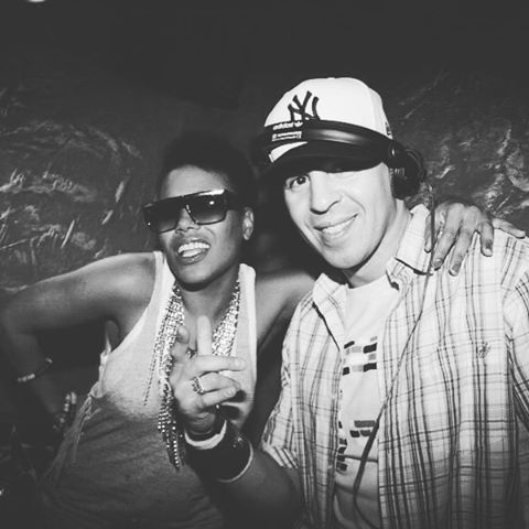 #mtvfrance days w/ @djcutkiller @mtvfr #shaketonbooty 📷 @stevewellsphotography 👚 @anneannainsta