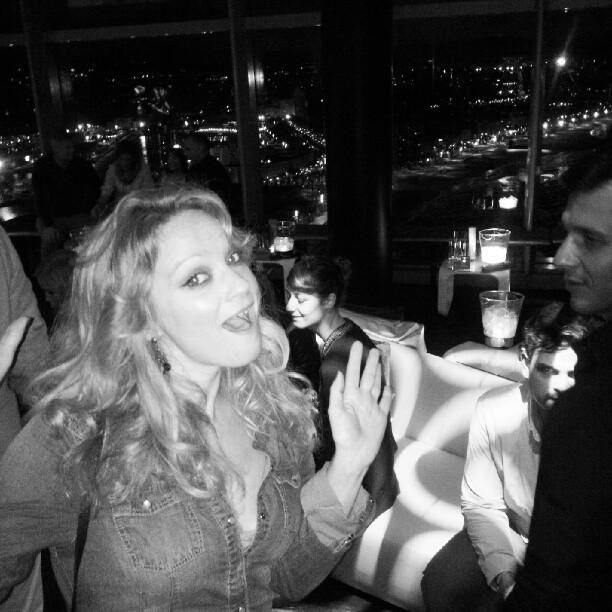 """""""Oh no! I said I am not gonna dance!"""" #w #hotel #barcelona thank you Carlos #barman #eclipse @YsabelSequeira @gigiorigo"""