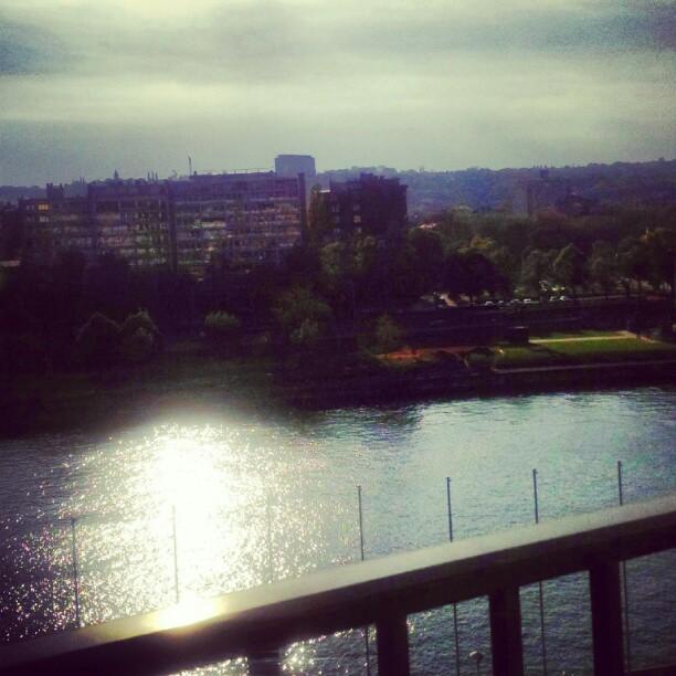 #jazzaliege #hoteliving #sunny #belgium #grateful
