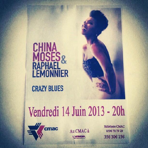 14 juin je chante en #guadeloupe #gwada #crazyblues
