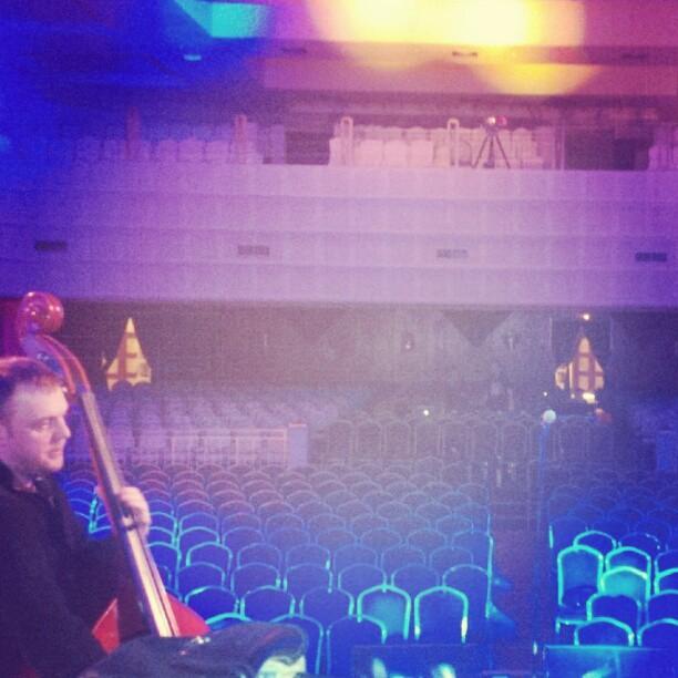 #singerontheroad #jazzacarthage Concert tonight.