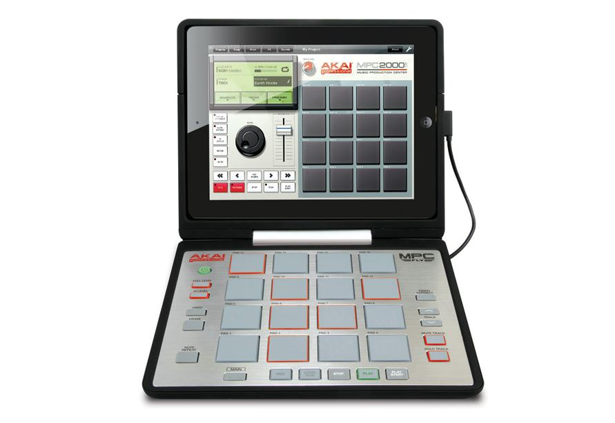 JE VEUX ! : AKAI MPC for iPad