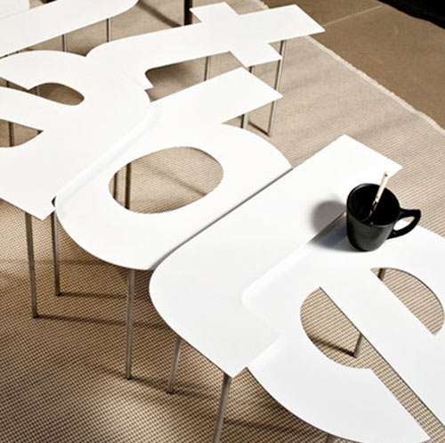 I WANT THIS FOR MY @notoriouscom OFFICE!    onestepfastforward :      Fontable by Alessandro Canepa and Andrea Paulicelli | Design Milk    (via  nyaaozawa )