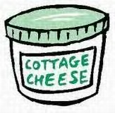 I have a thing for cottage cheese. So good with pinapple, grapefruit, grapes… And the list goes on.