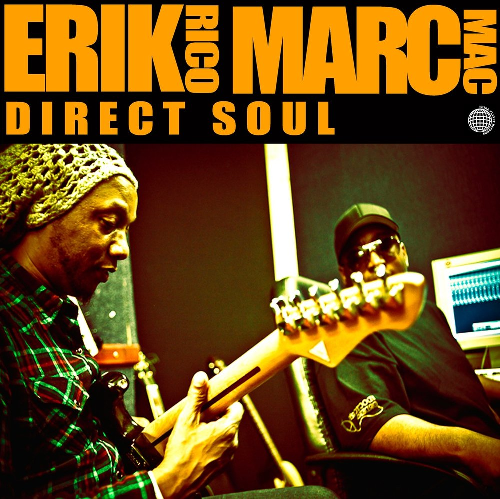 "SOUND: Erik Rico & Marc Mac ""Destiny"" . Just sweet lay back bliss… Nice   Read all about it … Click On and Listen."