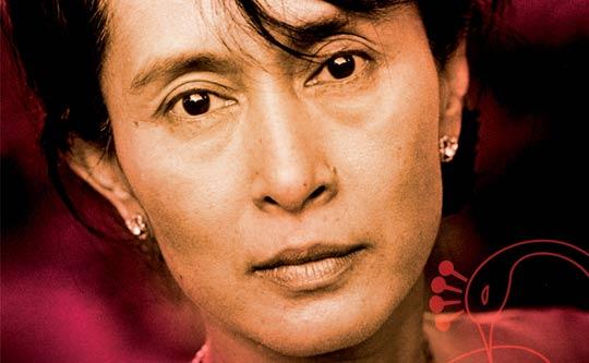 Aung San Suu Kyi - Nobel peace prize 1991
