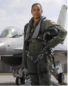 Maj. Kimbrell - First Black American Fighter Pilot