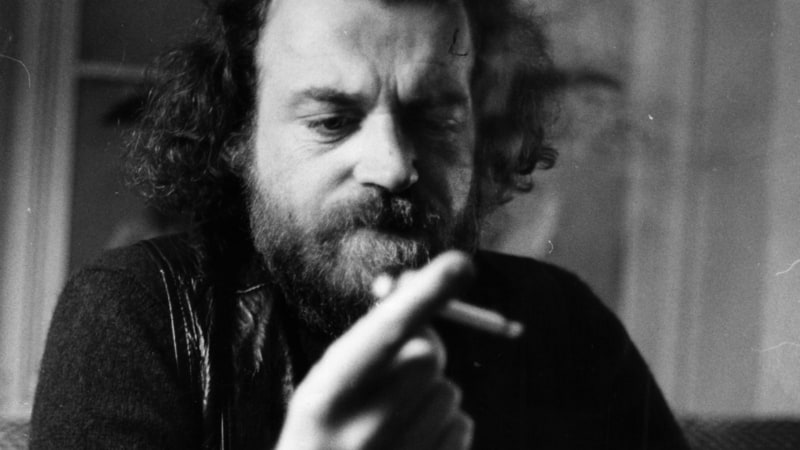 Joe Cocker, 1977. Evening Standard/Getty