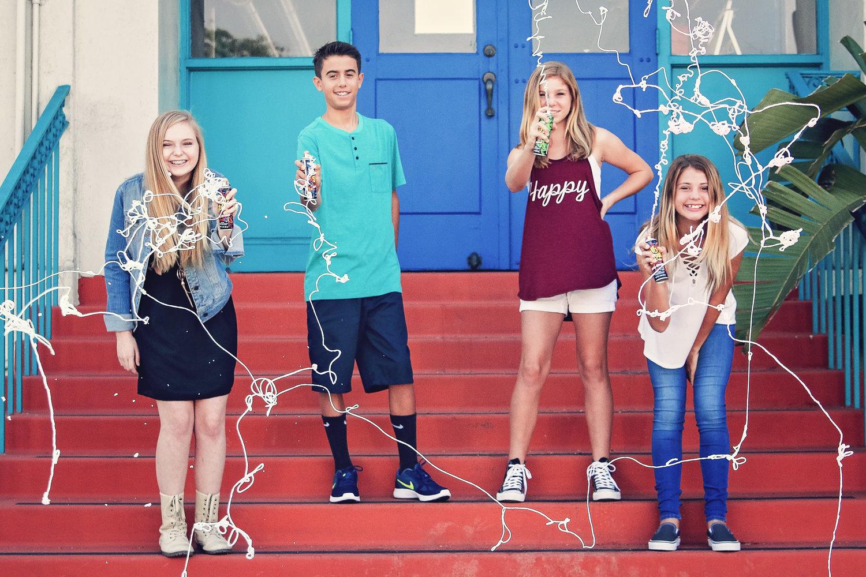 Teen Portrait Sessions San Diego