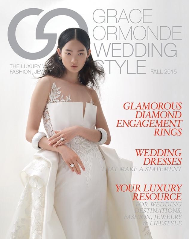 Grace Ormonde Wedding Style 2015