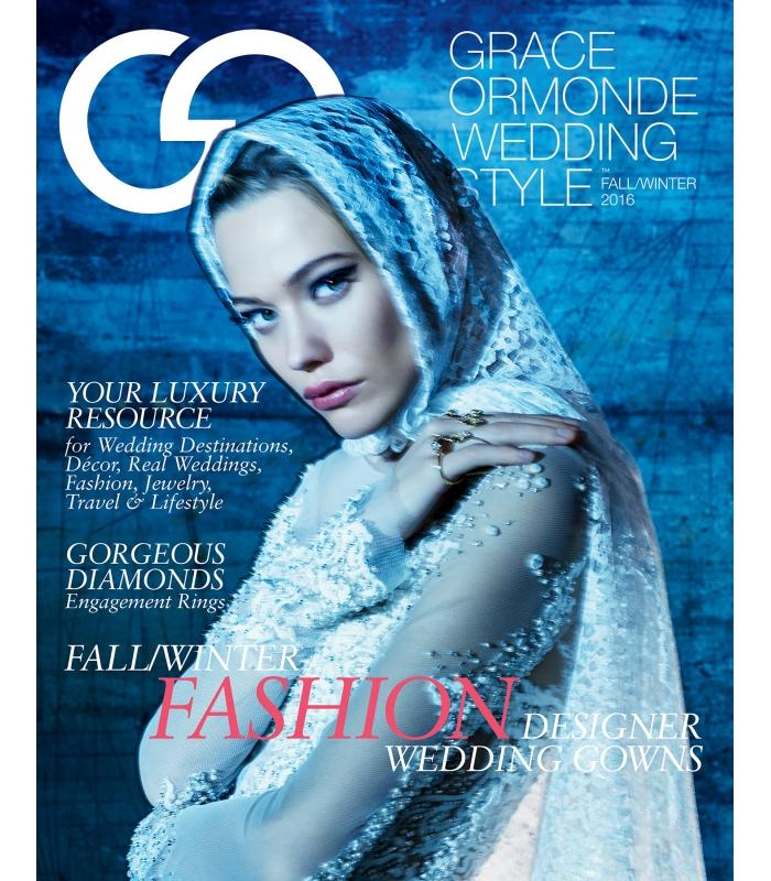 Grace Ormonde Wedding Style 2016