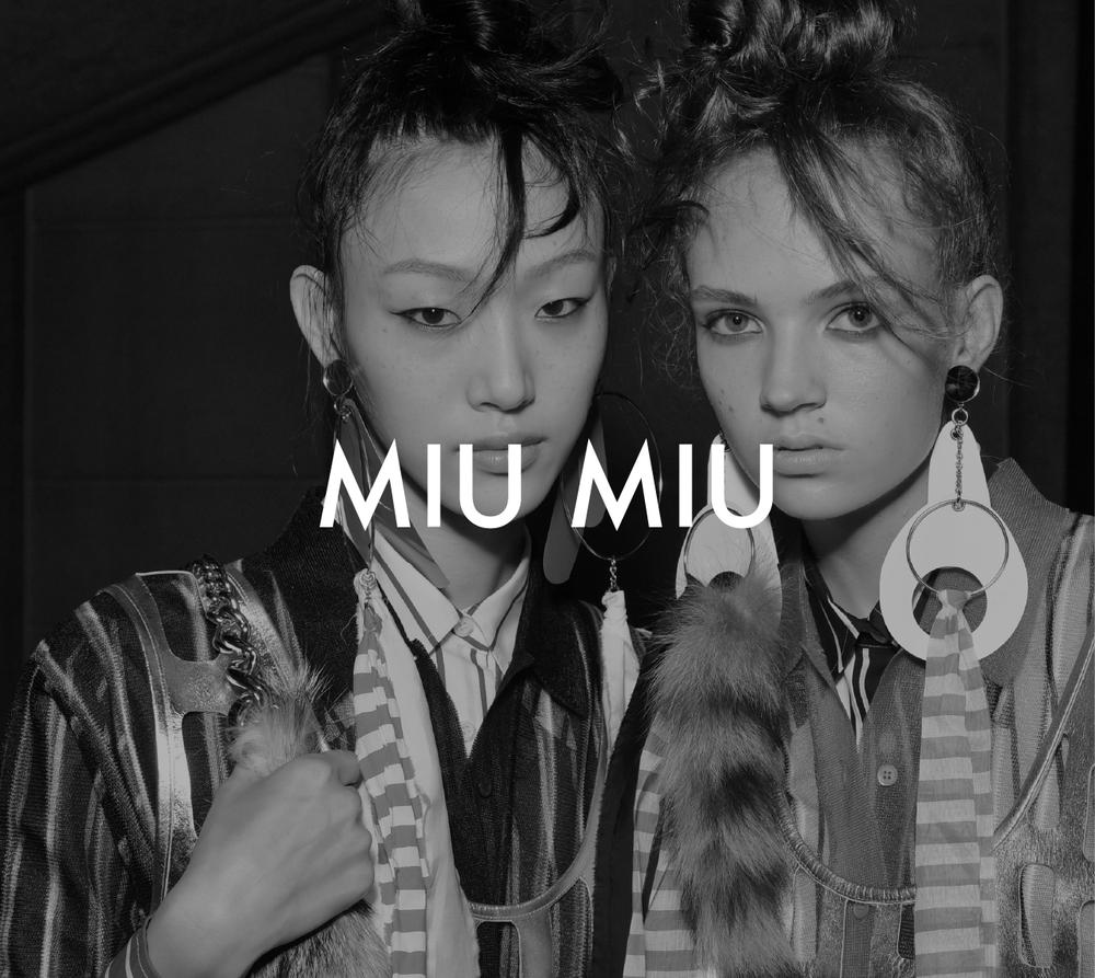 SHOP ALL MIU MIu products