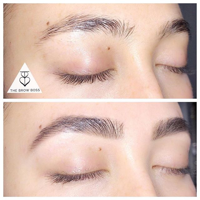 A little wax and tint 💫 . . . b⃣y⃣ L⃣i⃣n⃣a⃣ . . . #brows #eyebrows #eyebrowshaping #browwax #browgame #browguru #browstylist #eyebrowsonfleek #teambrowboss #thebrowboss #thebrowbosschicago #beauty #waxing #lashes #bestbrowsinchicago #hudabeauty #anastasiabeverlyhills #chicagomua #chicagobrows #chicagobrowqueen #modernsalon #benefitcosmetics #peachyqueenblog #chicagomua #chicagoeyebrows #tweezerman #chicagobrows #ulta #sephora #satinsmooth