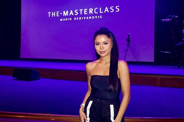 so grateful for this day @themasterclass ❤️