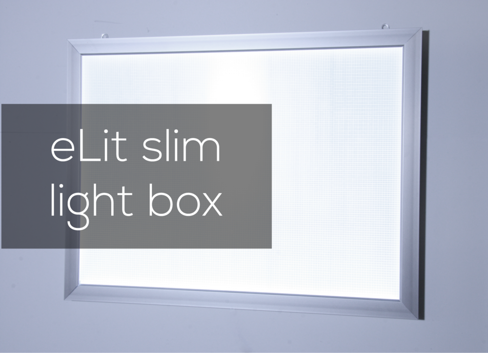 LED light box link