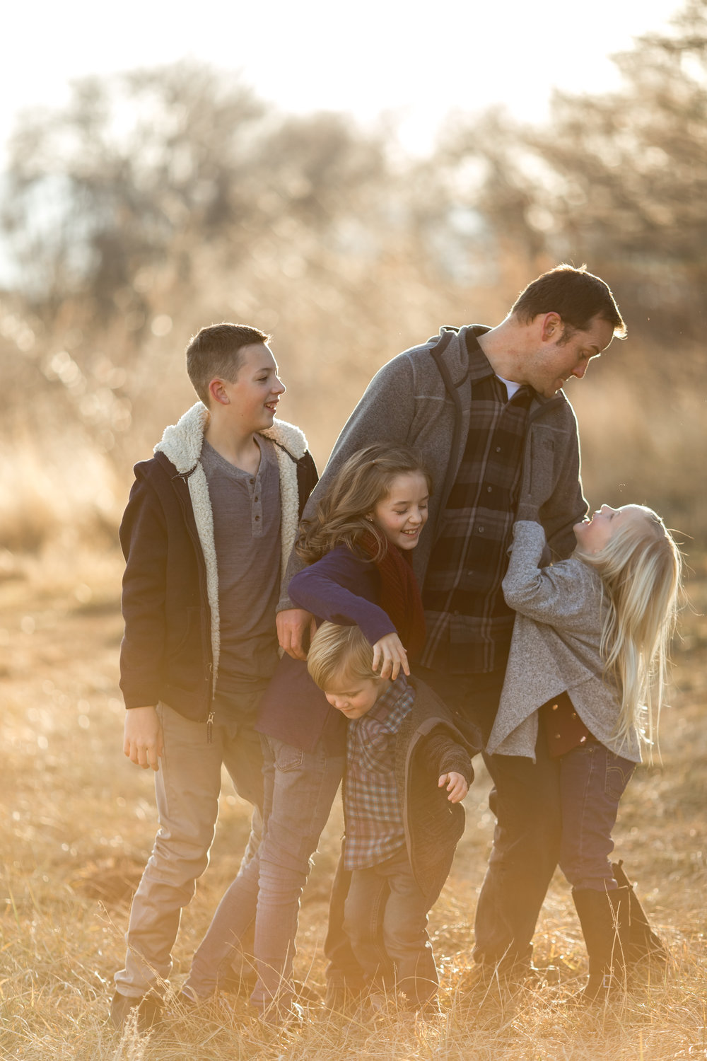 American Fork Sunset Family Session {Utah lifestyle photographer}