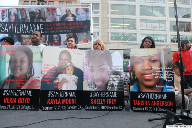 Black Women Victims of Police Terror