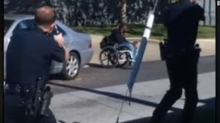 Police Brutality against Black Disabled People