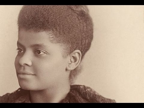 The Spirit of Ida B Wells