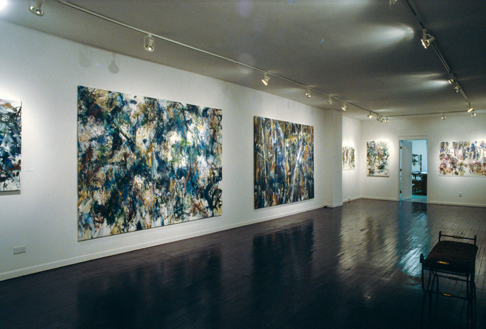 Alexa Lee Gallery, Ann Arbor, Michigan, 1994