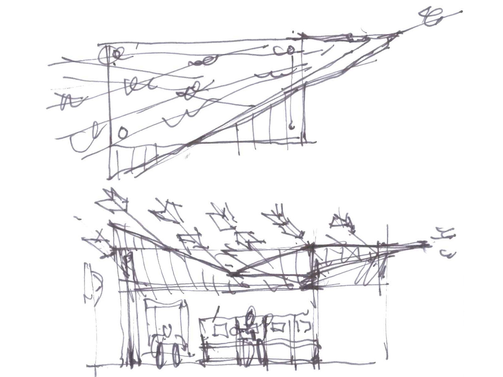 SCHEMATIC DESIGN SKETCHES