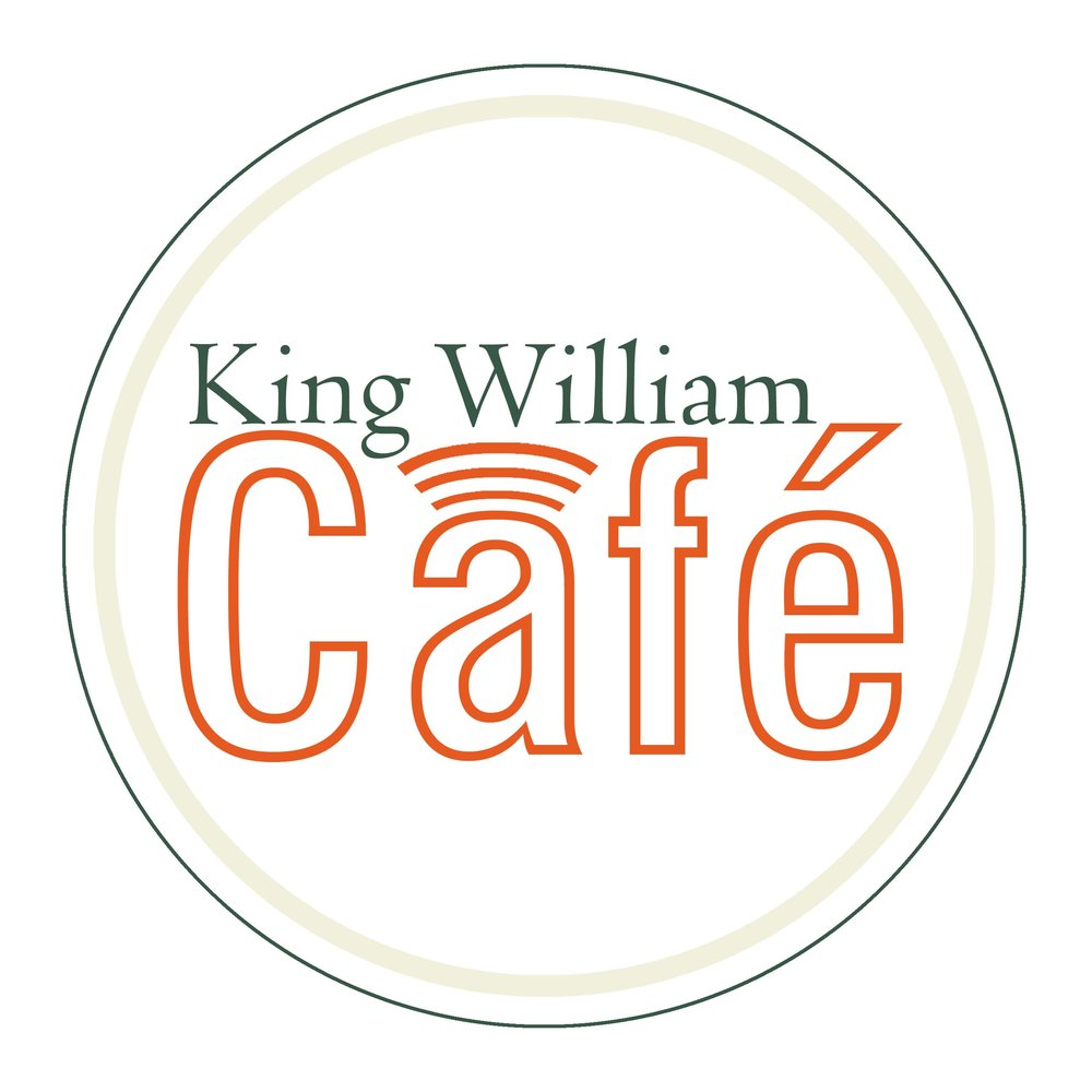 KING WILLIAM CAFE GRAPHICS