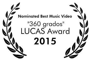 Nominated Best Music Video 360 grados.png