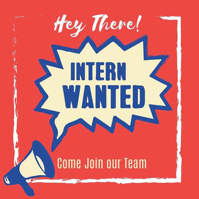 Intern Wanted! Are you interested on Social Media and Digital Marketing world? We are looking for an intern to join are team. Please, email us simply with a CV to contac@puntillafilms.com or DM Thank you!!! #TeamPuntilla #Intership #InterWanted #Intern #PuntillaMusic