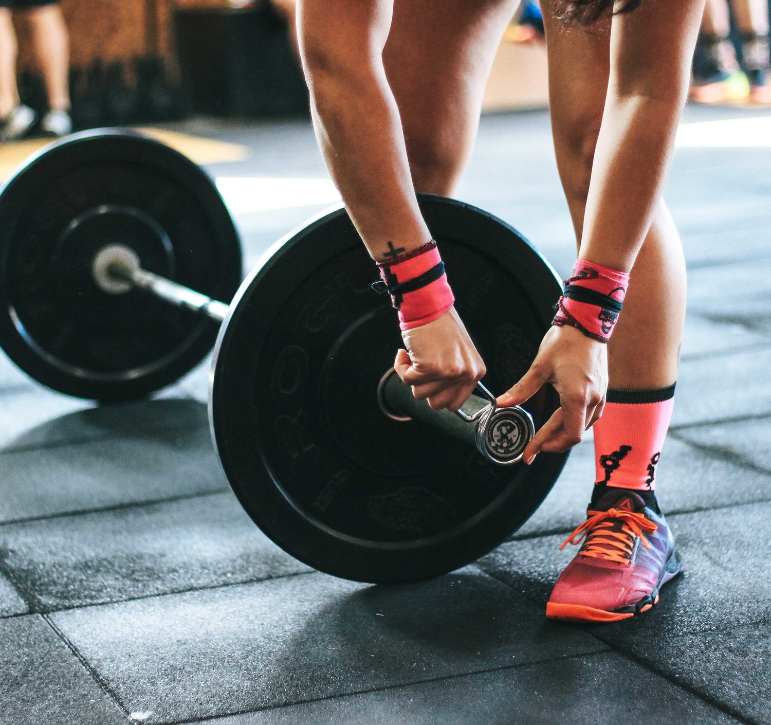 1a6e8fd36a93 Intro to Weightlifting 101 Workshop — Envision Fitness