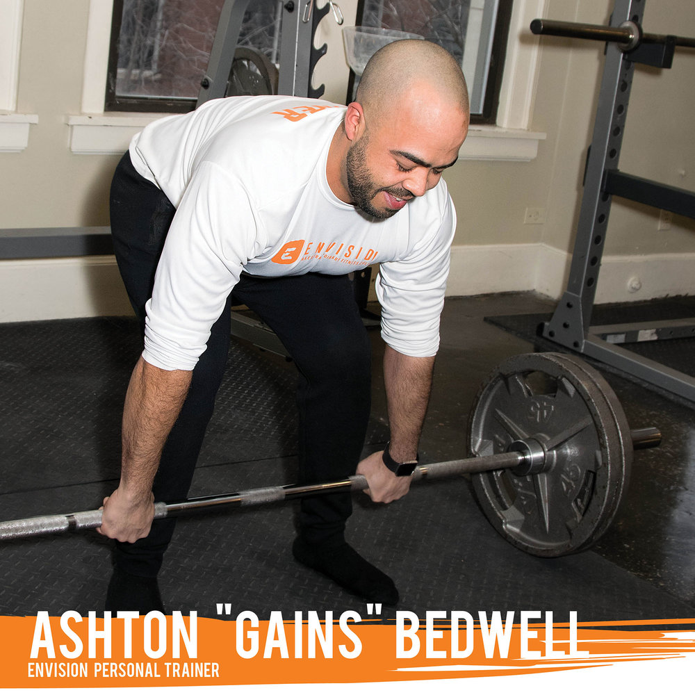 With an expertise and passion for strength training, Ashton leads his clients beyond their weight lifting goals. He Incorporates science and data driven techniques to ensure each of his clients achieves maximum efficiency and results.