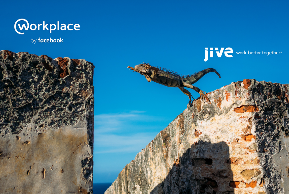 Organizations considering migrating from Jive to Workplace need to think about some significant differences in the products and account for them prior to making the leap.