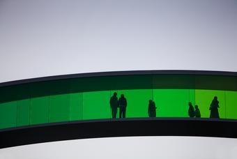 Image courtesy of Olafur Eliasson -  http://olafureliasson.net