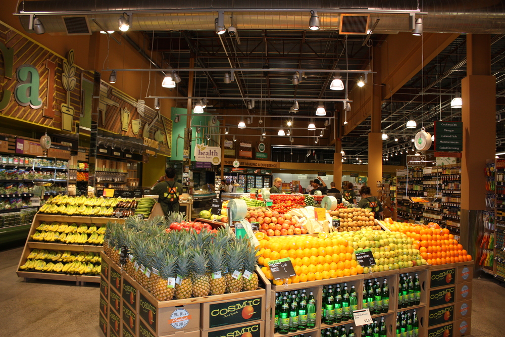 Whole Foods Market, Photo by MSCA