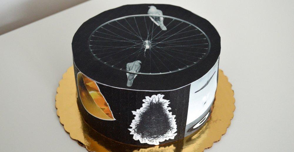 Dove Bradshaw Cake