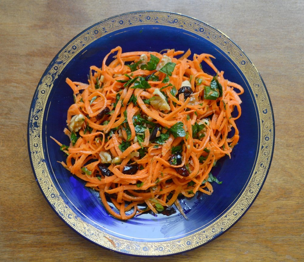 Southern Carrot Slaw