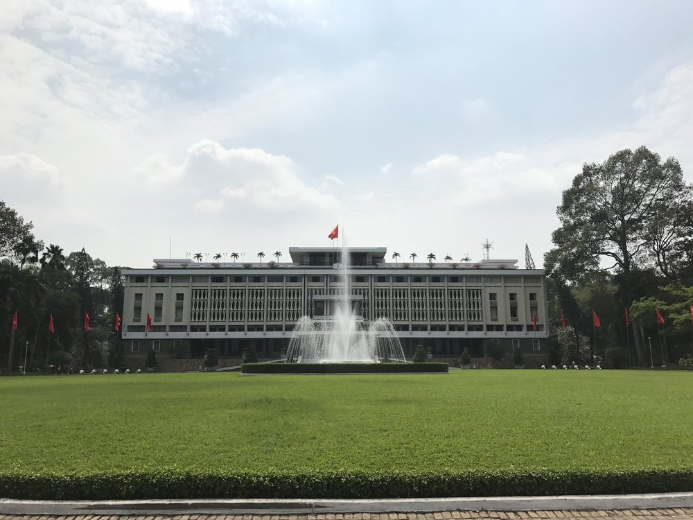 Image: Ho Chi Minh City - Saigon Reunification Palace