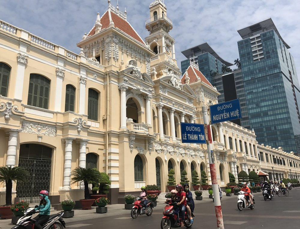 Image: Ho Chi Minh City - Saigon City Hall