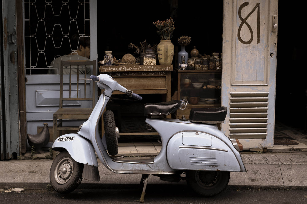Image: Vietnam - know before you go - Motorbike