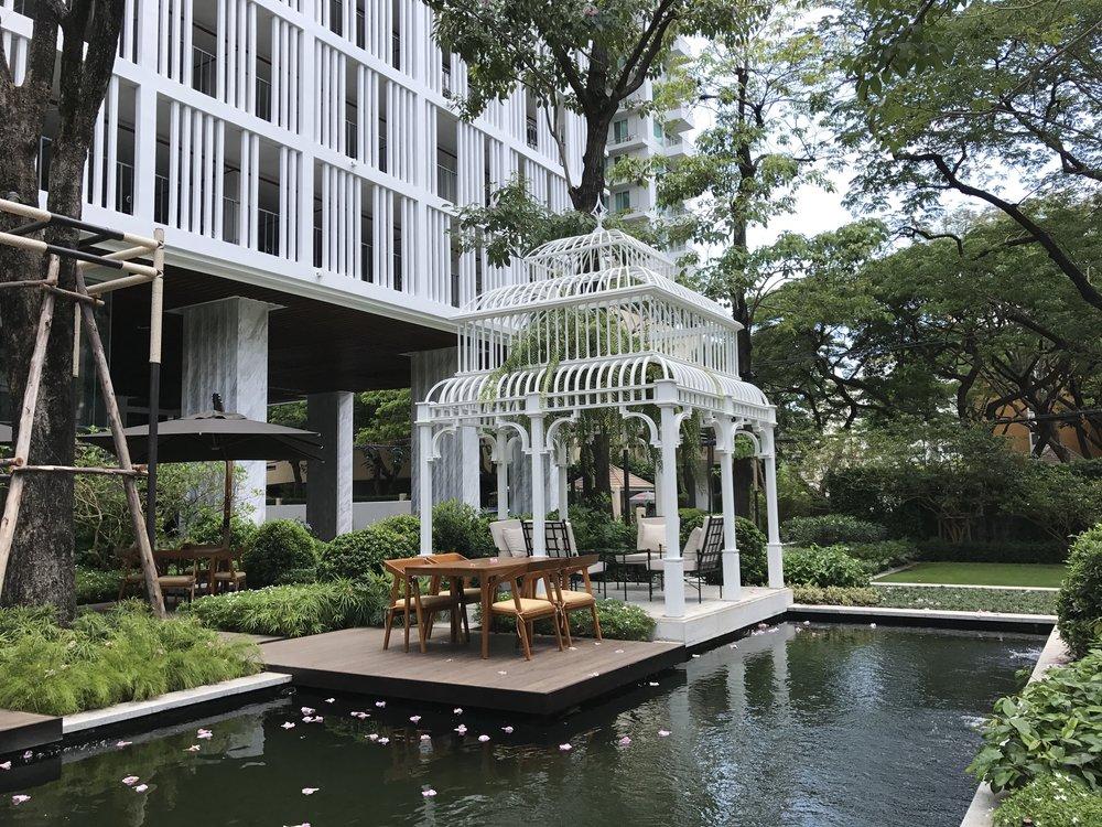 Image: Bangkok Trading Post Exterior - 137 Pillars Bangkok