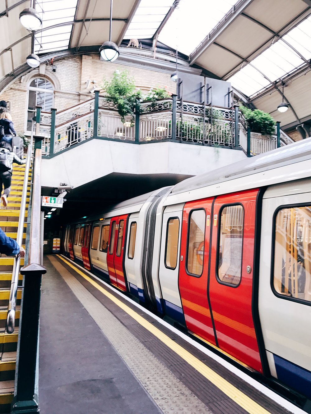 Image: Reasons to Visit London - Many Images to Inspire You to Visit London - Tube