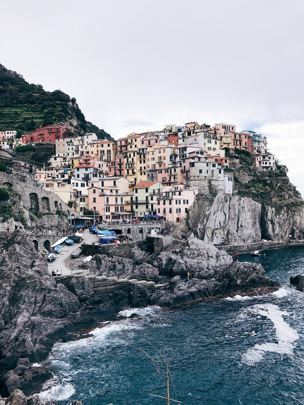 Image: Where to Travel in 2018 - Cinque Terre - Manarola