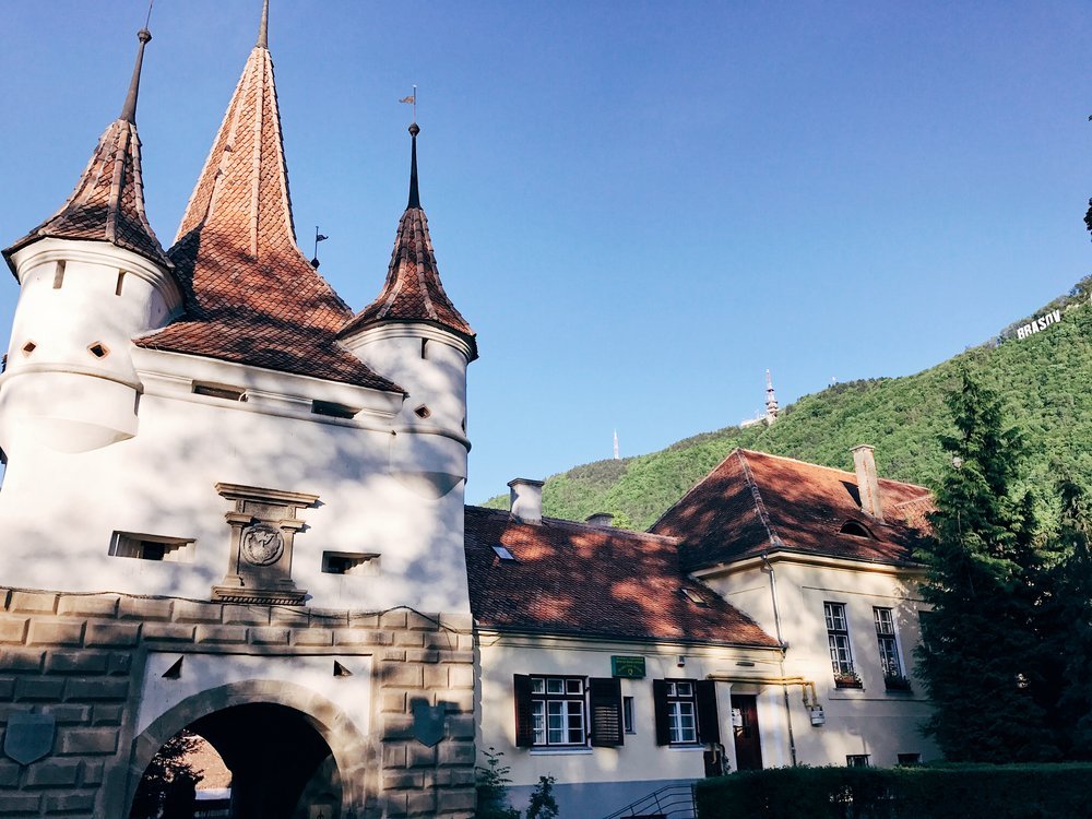 Image: Where to Travel in 2018 - Brasov - Romania - Transylvania