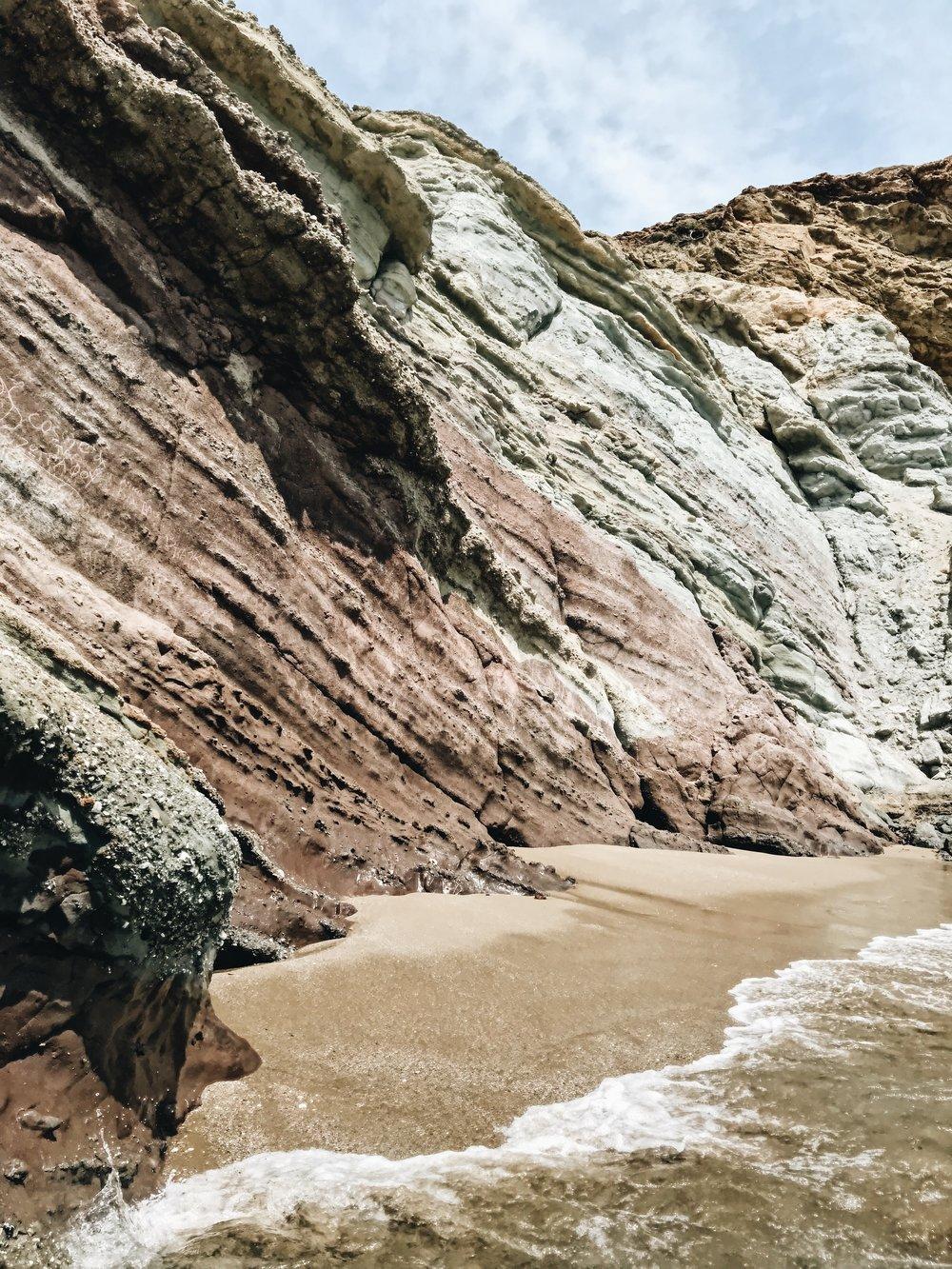 Kalogeros Beach on Paros