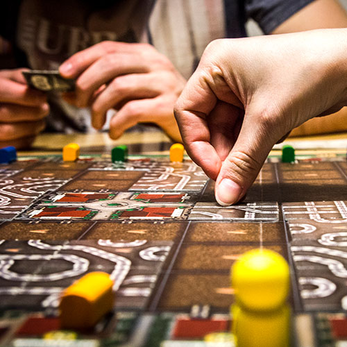 Networking & Board Games - Free Performance Event