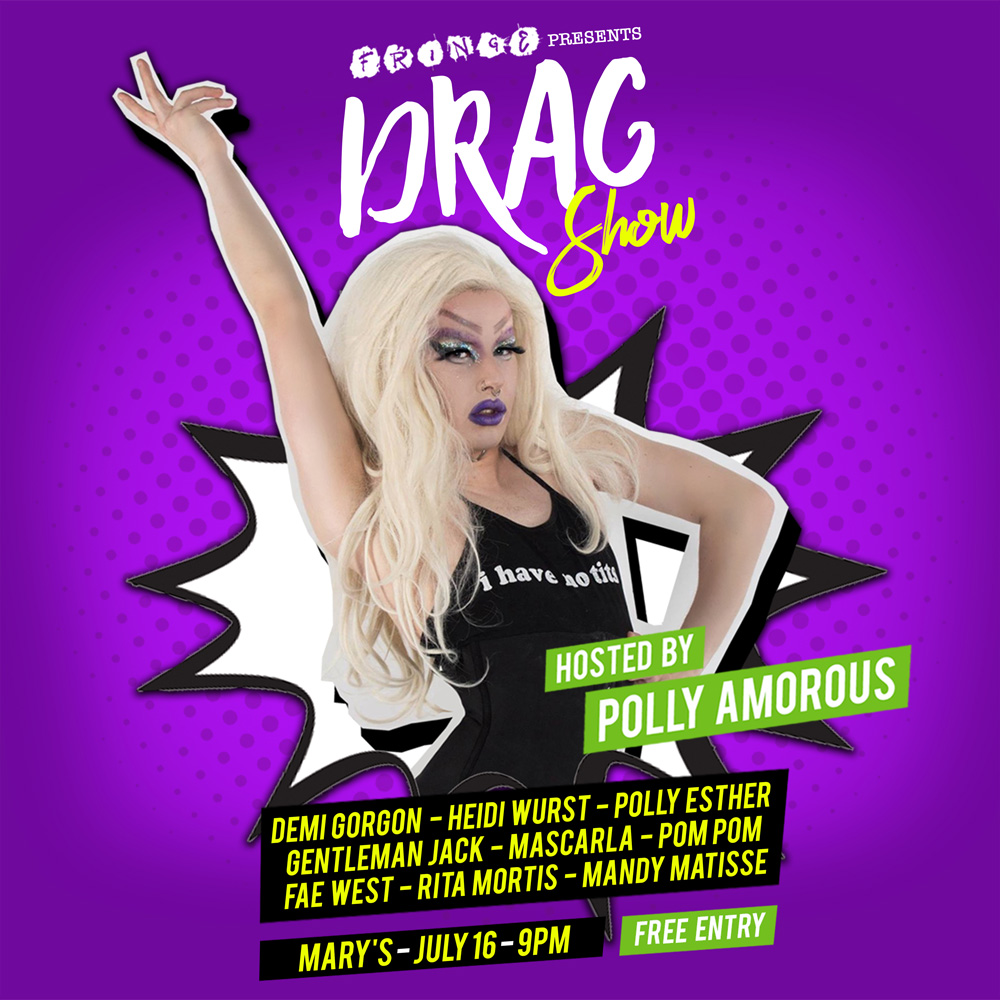 Drag Night - Free Performance Event