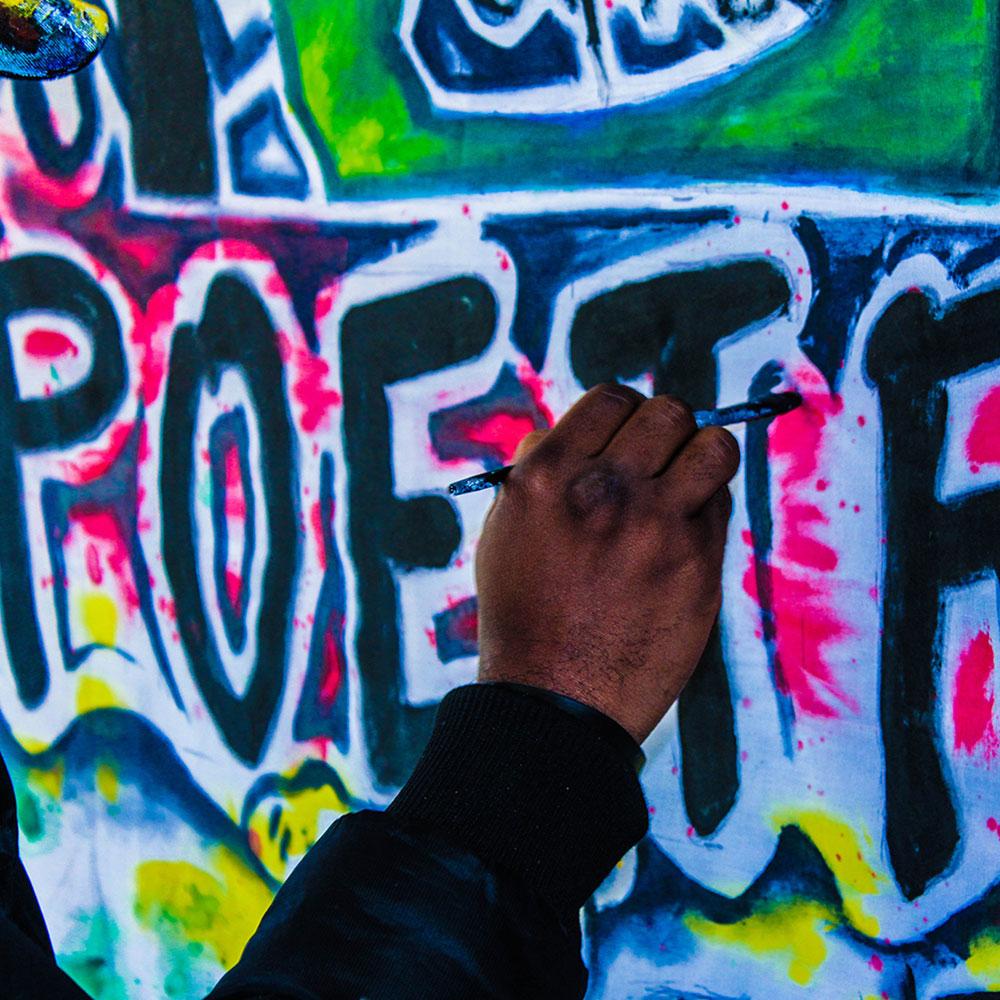 Slam Poetry Night -