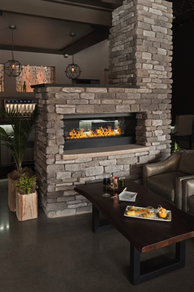 Evalia Design Fireplace