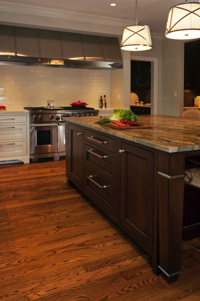 Wooden Floors Kitchen