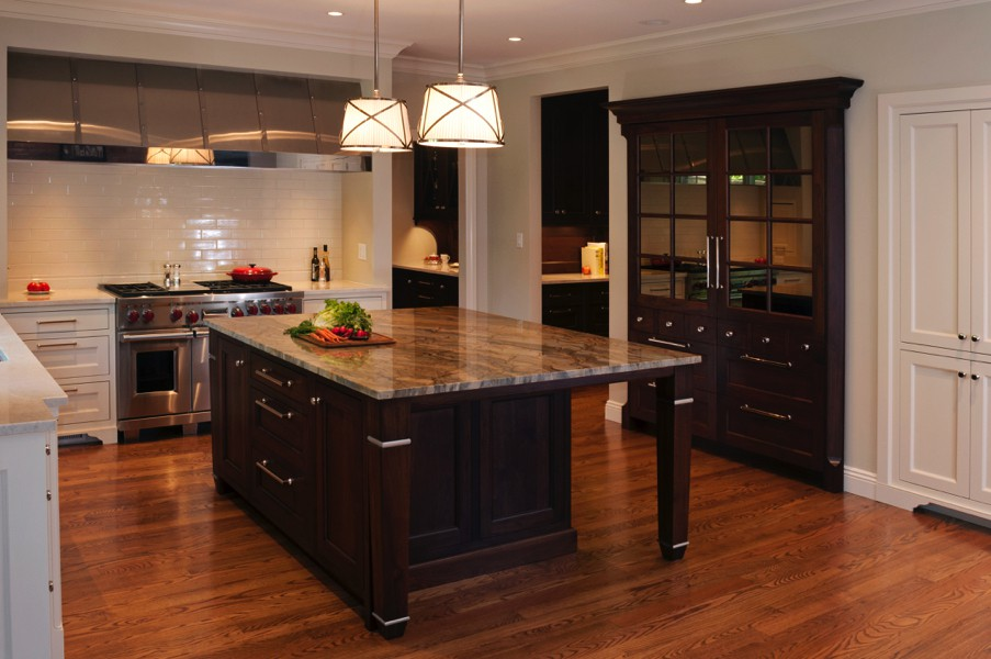 Evalia Design LLC Kitchen
