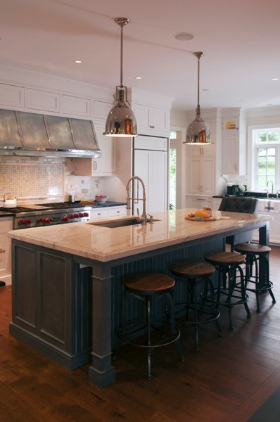 Kitchen Island Luxury